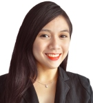 Public Relations Officer Evangeline Ong